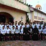 Pastoral visit in Medan
