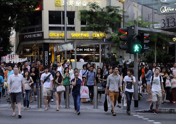 Hasil gambar untuk walk in singapore