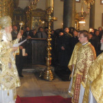 Consecration of Metropolitan Athenagoras of Kydonion (Cydoniae) at the Ecumenical Patriarchate