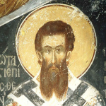 Saint Gregory the Wonderworker and the Harlot