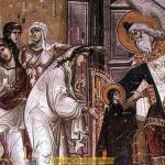 The Entrance of the Theotokos into the Temple
