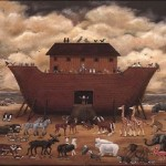 Evidence Suggests Noah's Ark Flood Existed, Says Robert Ballard, Archaeologist Who Found Titanic