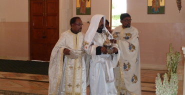 KOLKATA, INDIA: DEACON RAPHAEL'S ORDINATION
