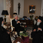 Bill Clinton's Letter to the Ecumenical Patriarch