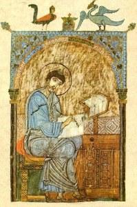 isidore writing