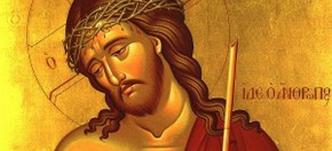 As the Lord went – Holy Week Byzantine Orthodox Chant