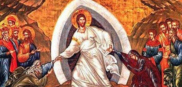 A Brief Comment on the Icon of the Resurrection