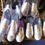 The Sacred Slippers of Saint Dionysios – History and Tradition