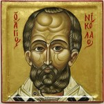 Saint Nicholas, Bishop of Myra
