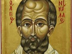 Saint Nicholas, Bishop of Myra