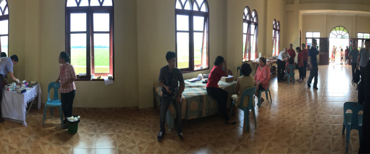 Medical Mission in Sumatra