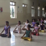 Yoga Day 2015 in Kolkata, India