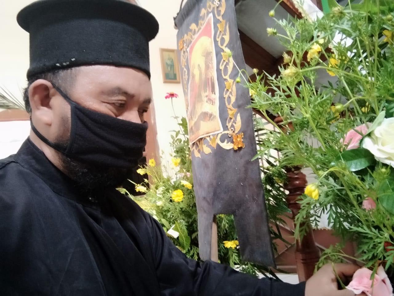 HOLY WEEK IN INDONESIA 2020
