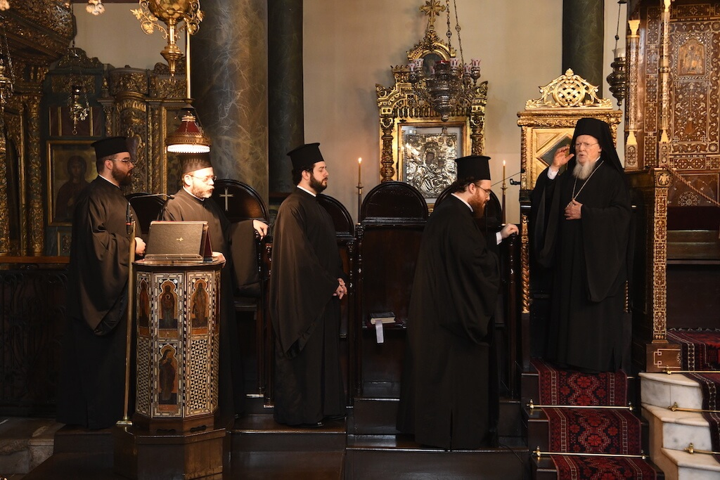 Divine Liturgy for Saints Constantine and Helen at Ecumenical Patriarchate