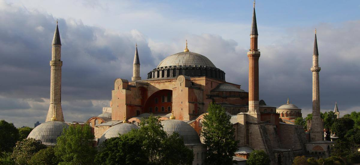 "Ecumenical Patriarch Bartholomew: ""Saddened and shaken"" over plans to convert Hagia Sophia into a mosque"