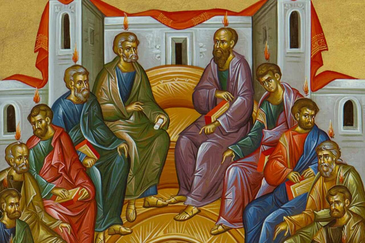 HOLY PENTECOST: THE DESCENT OF THE HOLY SPIRIT